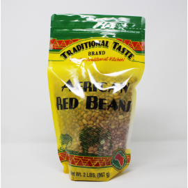 TRADITIONAL TASTE AFRICAN RED BEANS