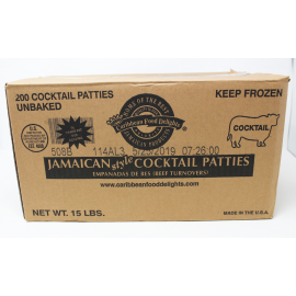 CFD COCKTAIL PATTIES [BEEF]