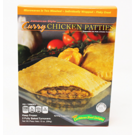 CFD CHICKEN PATTIES [CURRY]