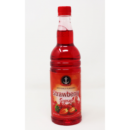 ANCHOR STRAWBERRY SYRUP