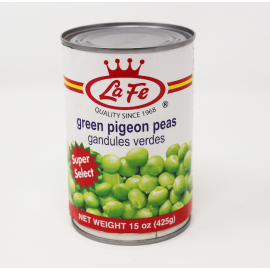 GREEN PIGEON PEAS [CAN]