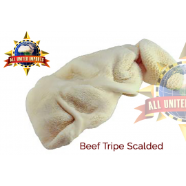 BEEF TRIPE SCALDED